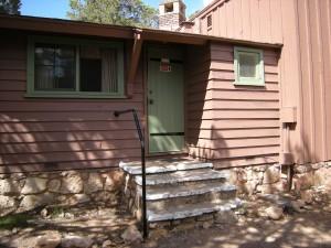 Wooded quad unit at The Maswik Lodge