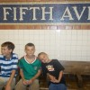 NYC with kids: making sense of subways, taxis, and trains