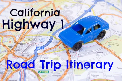 highway 1 road trip