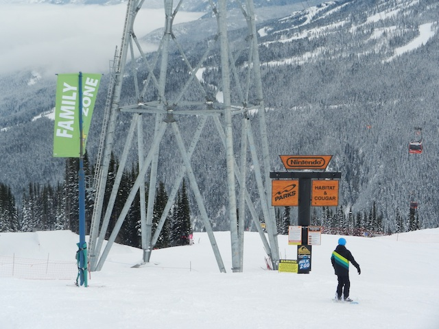 Family Zone at Whistler Blackcomb