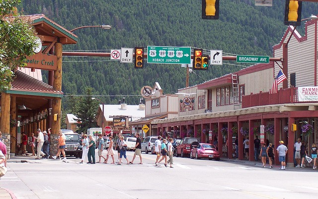 Best Mountain Towns: Jackson Hole Wyoming