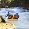 Wet Planet Whitewater adventure rafting near Columbia River Gorge