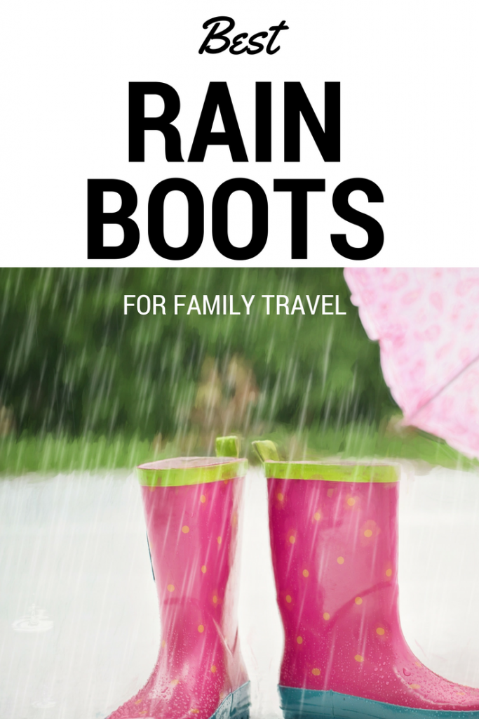 Best rain boots for spring travel: we break it down!
