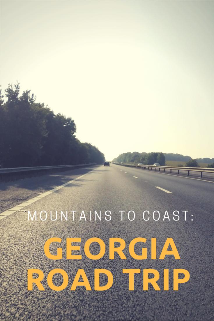 Georgia road trip