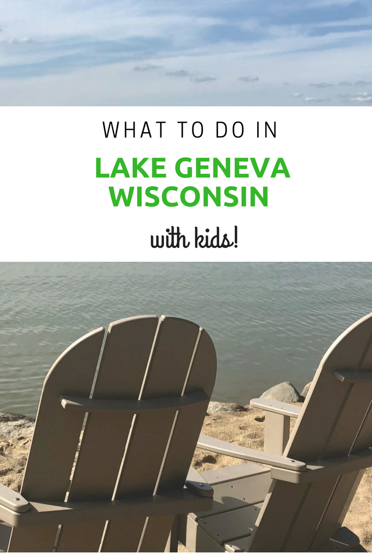 Lake Geneva with kids: What to do in in Lake Geneva