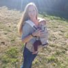 Travel Gear We Use: Abiie Huggs baby carrier review